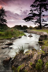 Bradgate Park ([[BIOSPHERE]]) Tags: uk nature river landscape countryside waterfall stream long exposure leicestershire bradgatepark cokin fiters