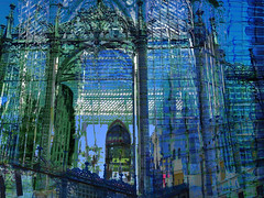 The Conservatory (MariaJooC (Maria-Flor)) Tags: castle glass vidro conservatory castelo czechrepublic chteau glasshouse bohemia estufa multiexposure hluboka repblicacheca bomia hluboknadvltavou jardimdeinverno multiexposio castlesofsouthbohemia
