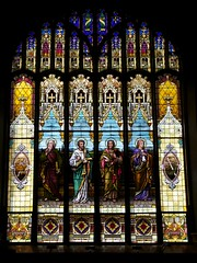 New Testament Window