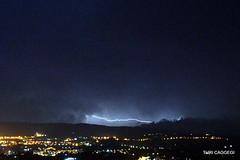 Fulmine Nube-Nube 3 (Turi Caggegi) Tags: italy storm weather spectacular mediterranean blu cielo sicily thunderstorm lightning etna sicilia meteo temporale tempesta elettrico sicile sizilien tirreno spettacolare nubenube