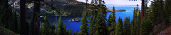 9-29-2012 lake tahoe emerald bay best of set8 A (rvc845) Tags: landscape tahoe laketahoe panoramic emeraldbay russellcusickgallery