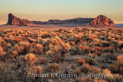 Sunrise at Fort Rock (chasingthelight10) Tags: nature oregon photography landscapes events places highdesert vistas sunrises rockformations easternoregon blinkagain