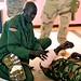U.S., South Sudan partner during de-mining courses