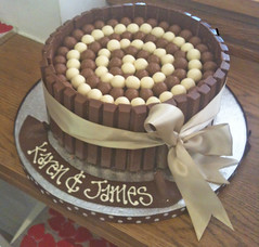 Chocolate Malteser Birthday