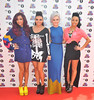 Jade Thirlwall, Jesy Nelson, Perrie Edwards and Leigh-Anne Pinnock of Little Mix BBC Radio 1's Teen Awards 2012