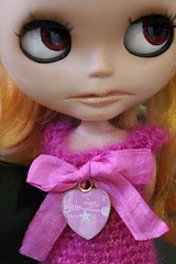 """I LOVE BLYTHE"" SERIES ~  ""PRINCESS CHARMING"" DRESSES AT BLYTHE FIFTH AVENUE"