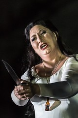 Anna Pirozzi as Leonora in Il trovatore, The Royal Opera  2016 ROH. Photograph by Clive Barda (Royal Opera House Covent Garden) Tags: opera coventgarden theroyalopera production productionphoto verdi iltrovatore bydavidbsch annapirozzi actionshot