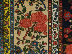 Carpet From Vank Church, Isfahan ($ALEH) Tags: art vankchurch iranian artistic