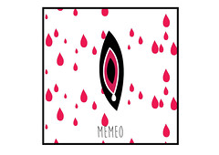 memeo (marghe_rituccia) Tags: ilustracin dibujos margheritamemeo ilustration creativity graphicdesign diseogrfico memeo justme