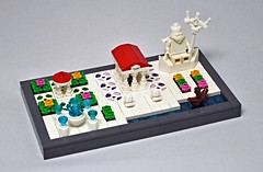 Greek Beautifications (vitreolum) Tags: lego greek microscale vitreolum