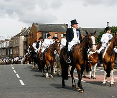 Civic Procession - Lads & Lasses-12 (Millhill Digital) Tags: riding marches musselburgh