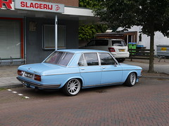 BMW 2500 1973 (929V6) Tags: ngvg43 sidecode5 e3 bavaria