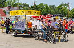 Liz's Lemons (Eridony (Instagram: eridony_prime)) Tags: columbus franklincounty ohio victorianvillage parade doodahparade