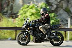 Yamaha FZ1 1608203592w (gparet) Tags: bearmountain bridge road scenic overlook motorcycle motorcycles goattrail goatpath windingroad curves twisties outdoor vehicle