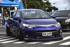 Toyota Vios (XP150) (Justin Young Photography) Tags: cars manila philippines toyofestphilippines toyota vios xp150