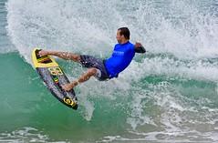Brandyn Benson (cjbphotos1) Tags: thevic2016 aliso beach skimboarding finless waves spray action sports ocean lagunabeach california thevic2016skimboardingchampionship pro mens womens world