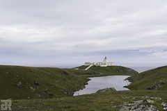 Strathy Point's lighthouse (Julien Ruff Photos) Tags: nc500 uk lighthouse sea landscape highlands strathy ecosse julienruffphotos