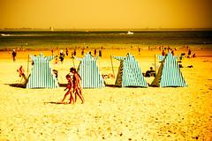 DINARD #3   IMG_3239-5 (photo.bymau) Tags: bymau canon rance 7d bird oiseau mouette seagulle vol flock dinard plage beach seaside summer 2016