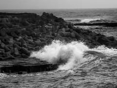 1-11 (sijo09) Tags: goa siddhartha bose si jo photography sea seascapes nature beauty black white sijophotography siddharthabose