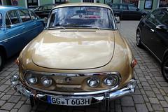 Tatra 603 type III (Davydutchy) Tags: tatra register deutschland trd jahrestreffen annual rally ausfahrt classic car ride beilngries bayern bavaria beieren duitsland germany