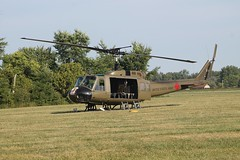 "Bell UH-1 Iroquois ""Huey"" (Seluryar) Tags: bell uh1 iroquois huey helicopter"