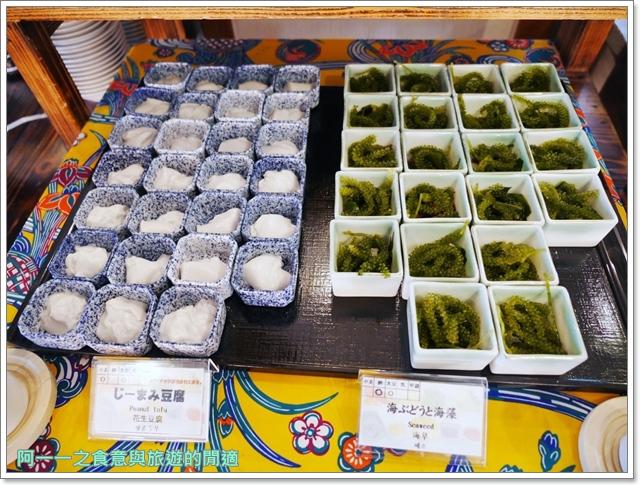 沖繩美食.吃到飽.buffet.名護浦.喜瀨海灘皇宮飯店image016