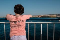 Gozo (Ian_Boys) Tags: gozo malta fuji fujifilm xpro1 18mm helen ferry mgarr