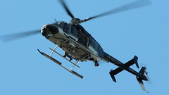 State Police Bell 407 (blazer8696) Tags: 2016 ecw kswf ny newwindsor newyork swf stewart stewartterrace t2016 usa unitedstates air airshow show 2002 407 bell helicopter img1673 police state