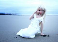 El Sol (Minuit ☆) Tags: minifee minifée fairyland bjd balljointeddoll ball jointed doll poupée poupées coree korean plage playa summer msd