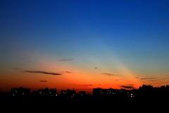 sun (Gjabu) Tags:       moscow sunset sun rays sky cityscape