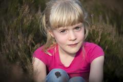 Heather (Erik de Klerck) Tags: portrait girl child kid heather sun face helios 442 58mm swirl bokeh swirly swirleybokeh summer mf manual focus manualfocus helios442