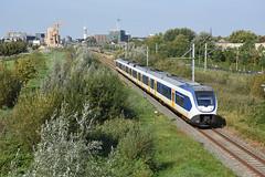 NSR 2614 at Alphen aan den Rijn, September 24, 2016 (cklx) Tags: slt sprinterlighttrain alphenaandenrijn