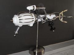 Sunbeam Portal 3000 (Spaceboyd.com) Tags: art found junk gun ray sean portal items recycle boyd sunbeam reuse