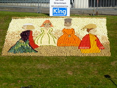 The Four Countesses (Stefan Peerboom) Tags: mosaic mosaics 2012 mozak fruitcorso mazaken
