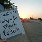 """Today is for Mark Krause <a style=""""margin-left:10px; font-size:0.8em;"""" href=""""http://www.flickr.com/photos/59134591@N00/7928152676/"""" target=""""_blank"""">@flickr</a>"""