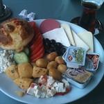 """Turkish breakfast (kahvalti) <a style=""""margin-left:10px; font-size:0.8em;"""" href=""""http://www.flickr.com/photos/59134591@N00/7942322428/"""" target=""""_blank"""">@flickr</a>"""