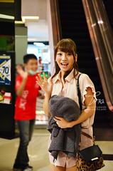 Akicha of AKB48 (Tira Arafa) Tags: theater aki takajo akb48 akicha jkt48