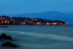 Choravatsko 2012 (Jan Cancík) Tags: sea night nikon croatia hr adriaticsea dalmatia dovolena moře dalmacie chorvatsko ciovo slatine d7000 splitdalmatiacounty nikkorafs70200mmf28gedvrii jaderskémoře