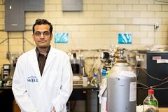 Chemical Engineering Professor Krishna Mahadevan (Faculty of Applied Science & Engineering, U of T) Tags: detail lab sara engineering processed chemical mahadevan collaton biozone universityoftorontoengineering