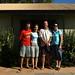 Brad e Wendy, nossos salva-vidas no Cape York