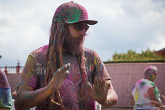 Festival of Color (9 of 49).jpg (bknabel) Tags: color chalk westvirginia krishna hindu holi newvrindaban moundsville festivalofcolors canon5dmkii bradknabel bknabel ©bradknabel