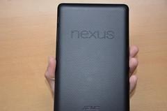 google 7 nexus (Photo: Domenic K. on Flickr)