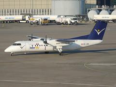 DHC8 OE-LSB (wembleybob) Tags: sky berlin de dash inter dhc tegel txl havilland eddt