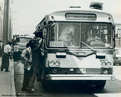 Hino RC 300 Urbano OV-3249 (Adrian (Guaguas de Cuba)) Tags: bus volvo gm havana cuba habana hino omnibus guagua giron oldbus ikarus americanbus japanbus omnibusnacionales