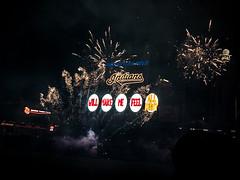 Go Tribe (.:Chelsea Dagger:.) Tags: ohio baseball fireworks cleveland clevelandohio beatles indians urbex chelseadagger chelseakaliwhatever cmckeephotography chelseamckee