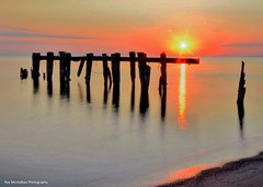 sunrise (Rex Montalban Photography) Tags: ontario sunrise winona hdr grimsby rexmontalbanphotography 50pointconservationarea
