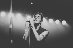 John O'Callaghan // The Maine [Explored] (Julia Rose Photography) Tags: blackandwhite canonrebel concertphotography liveconcert canon50mm canon50mm14 explored canonrebelxs themaine johnocallaghan themaineband themainelive