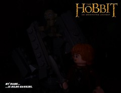The Hobbit: Riddles in the Dark (G g) Tags: dark one lego sting ring gollum lordoftherings hobbit bilbobaggins bilbo baggins smeagol thehobbit riddles smagol gollumscave bagginses riddlesinthedark hobbitday legolordoftherings anunexpectedjourney thehobbitanunexpectedjourney legothehobbit