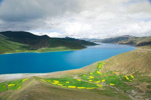 西藏,羊湖|Yamdrok Lake, Tibet, China