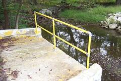 Kwik Kit Safety Yellow Railing